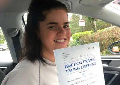 Charlotte Ryan passed in Bangor 28th February 2019.