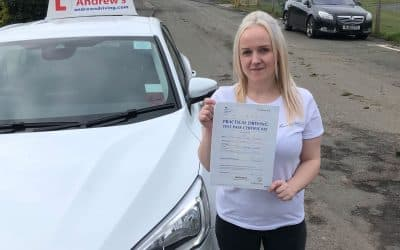 Lisa's driving lessons in Llysfaen
