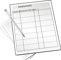 Driving lesson prices assessment marking sheet