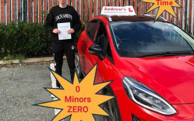 Bailey passed first time no minors