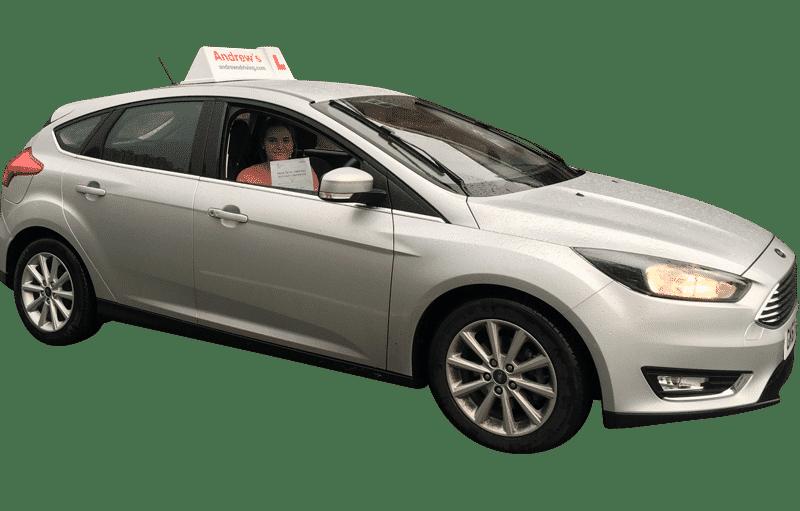 Driving Instructors Car