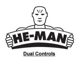 He-Man Dual controls